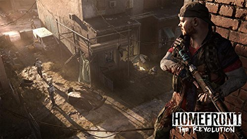 Homefront, The Revolution PS4