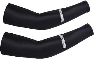Black Straight Gloves Sports Sunscreen Anti Mosquito