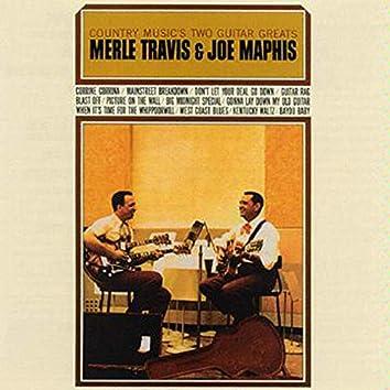 Country Music's 2 Guitar Greats Merle Travis & Joe Maphis