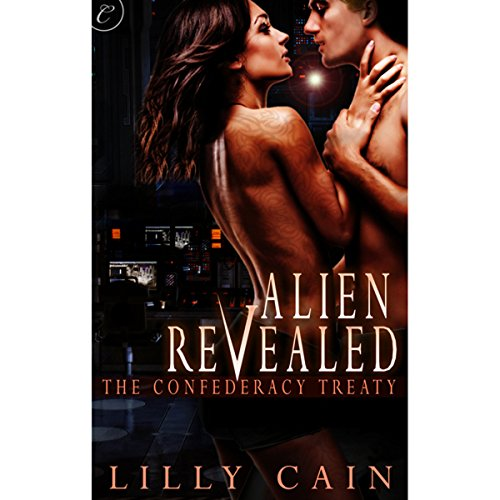 Alien Revealed audiobook cover art
