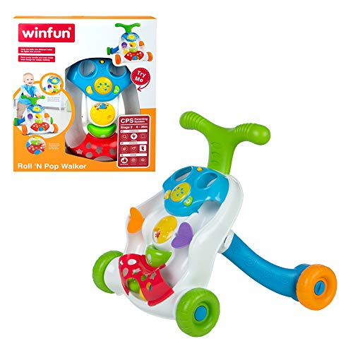 winfun - Andador para bebés con actividades(44528) , color/modelo surtido