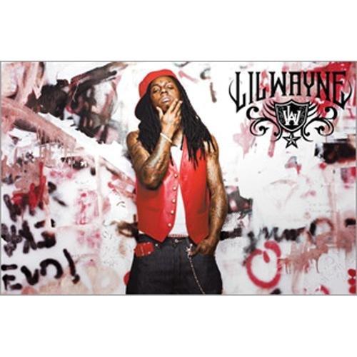 MusicSkins Lil Wayne - Graffiti - Sony PSP 3000 LILW20031