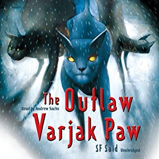 The Outlaw Varjak Paw cover art