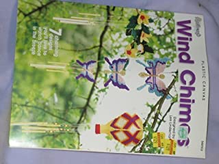 Plastic Canvas Wind Chimes