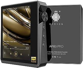 HIDIZS AP80 Pro High Resolution Lossless MP3 Music Player with LDAC/aptX/FLAC/Hi-Res Audio/FM Radio Hi-Fi Bluetooth Audio ...