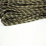 Paracord Cuerda 550 Cordón de paracaídas Cuerda de cordón Tipo de...