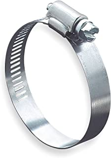178 mm Hose OD Range Pack of 10 127 mm General Purpose 104 SAE Size Ideal-Tridon 68 Series Stainless Steel 201//301 Worm Gear Hose Clamp Fits 5-6-1//2 Hose ID Fits 5-6-1//2 Hose ID Ideal Clamp Products