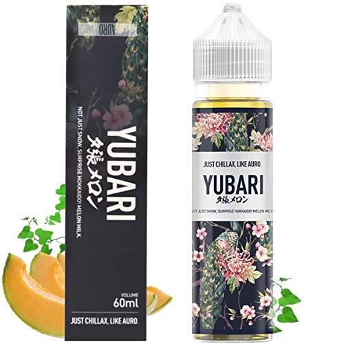 AURO 60ML Naturalmente Extracts Yubari Crema Melon