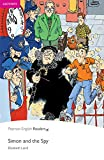 Easystart: Simon and the Spy (Pearson English Graded Readers) (English Edition)