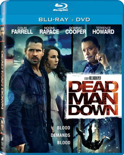 Dead Man Down (Two Disc Combo: Blu-ray / DVD + UltraViolet Digital Copy)
