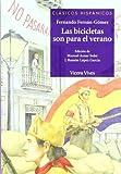Las Bicicletas Son Para El... N/c (Clásicos Hispánicos) - 9788431637392