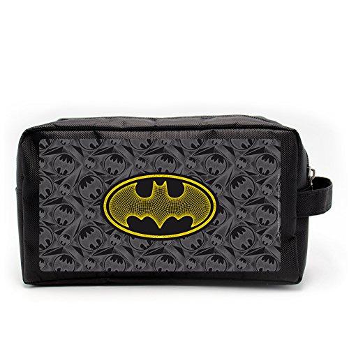 ABYstyle DC Comics - Bolsa de Aseo con el Logotipo de Batman