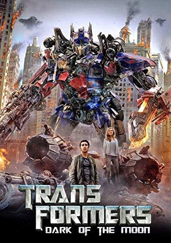 ZPDWT Transformers: Dark of The Moon Movie Posters Puzzle de 1000 Piezas, Rompecabezas Juguetes educativos difíciles para Adultos a Gran Escala Regalos creativos para niños y niñas,de Madera