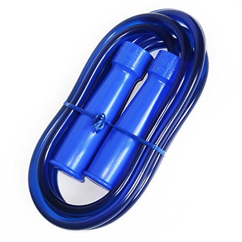 Twins special Muay Thai Boxing Corda per saltare corda per saltare/colore: blu