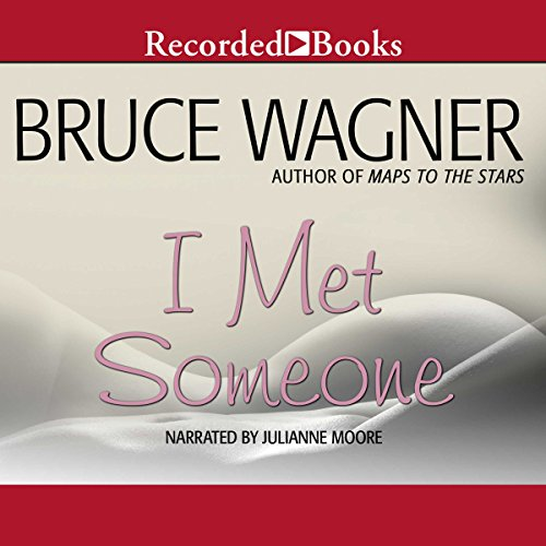 I Met Someone audiobook cover art