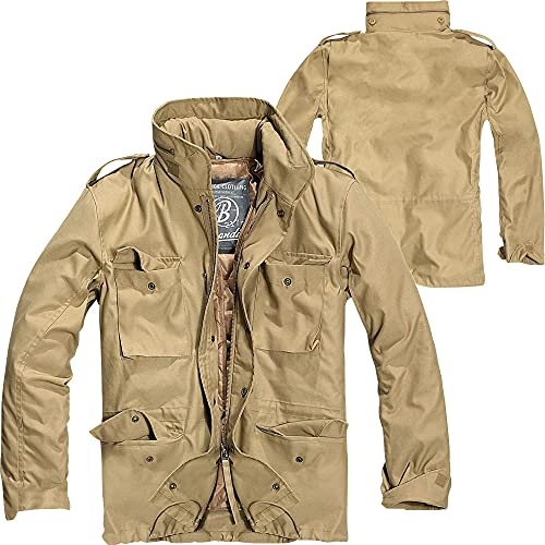 Brandit M65 Standard Jacke Camel XL