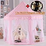 Tenda per bambini,Castello bambini per giocattoli,tenda per la principessa castello,Tenda ...