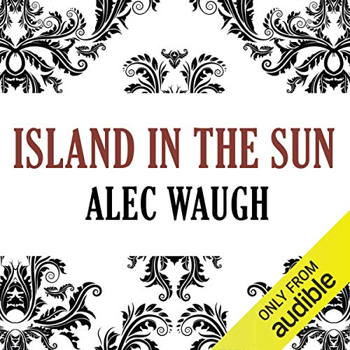 Island in the Sun audiobook cover art