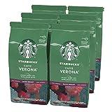 Starbucks Caffè Verona Caffè Macinato Dalla Tostatura Forte 6 Sacchetti da 200 g