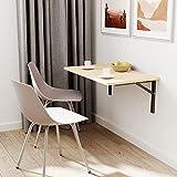 60x40 | Wandklapptisch Klapptisch Wandtisch Küchentisch Schreibtisch Kindertisch | AHORN