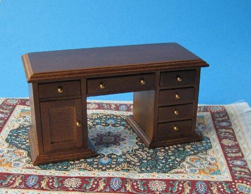 Schreibtisch für die Puppenstube Miniatur 1:12