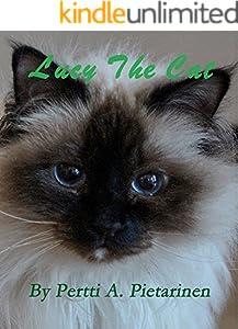 Lucy The Cat 1巻 表紙画像