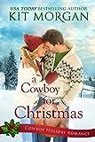 A Cowboy for Christmas (Cowboy Holiday Romance Book 2) (English Edition)