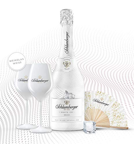 Schlumberger White Ice Secco Paket
