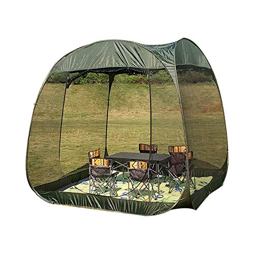 COOLLL Outdoor Tent, Camping Tents, Outdoor Waterproof 5-8 Person Pop Up Tent Family Tent - 240X240x203 CM, UV Protection, Camping - Extra Strong Seams - Quick Pitch Pack System
