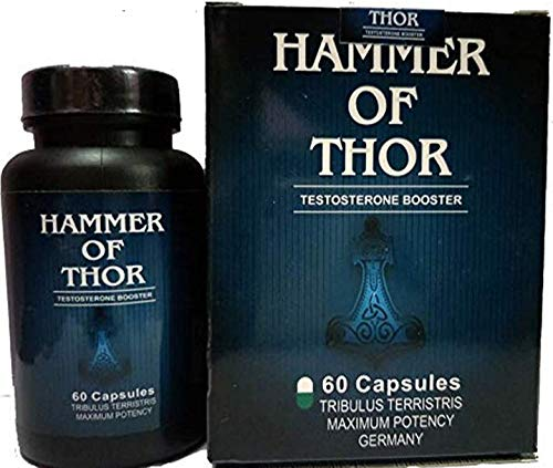 Hammer of the Thor 60 capsules pack