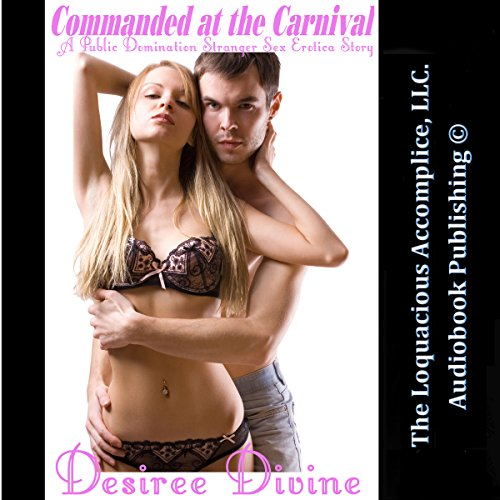 Commanded at the Carnival cover art