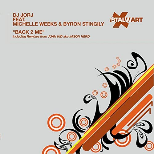 DJ Jorj feat. Michelle Weeks & Byron Stingily