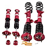 maXpeedingrods for BMW E36 Coilovers, Adjustable Shock Suspension for BMW 3 Series E36 318i 318is 318ic 323i 323ic 323is 328i 328is 328ic M3 (1992-1999)