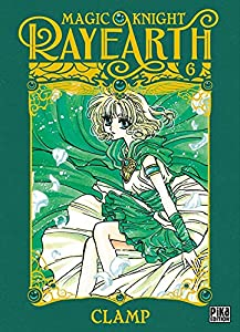 Magic Knight Rayearth Nouvelle édition Tome 6