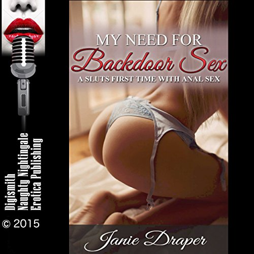 My Need for Backdoor Sex cover art