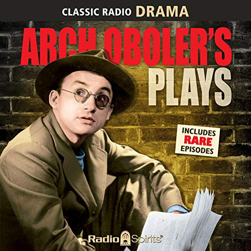 Arch Oboler's Plays Titelbild