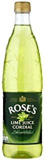 Rose's Lime Juice Cordial (1L) - Pack of 2