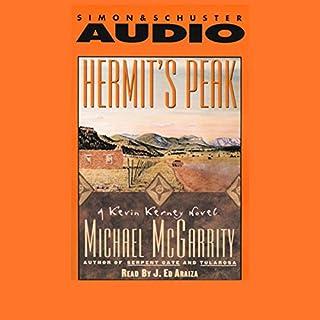 Hermit's Peak audiobook cover art
