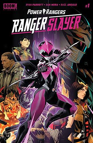 Power Rangers: Ranger Slayer #1 (Mighty Morphin Power Rangers) (English Edition)