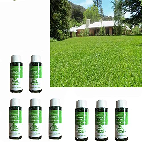 FONGDY Aspersor LíQuido para Semillas De CéSped,Grass Sprayer