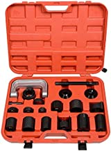 MILLION PARTS Universal 21pc Ball Joint Service Tool Set Auto Car Repair Press Remover Removal Separator Installing Installer Install and Master Adapter C-Frame Kit fit for 2wd 4wd Vehicles