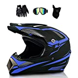 casco quad infantil