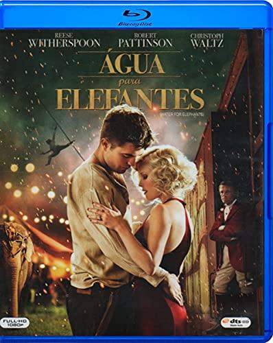 Água Para Elefantes - ( Water for Elephants ) Francis Lawrence [ Blu Ray ]