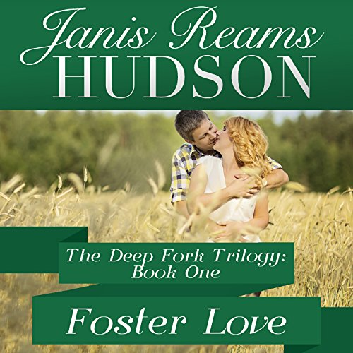 Foster Love audiobook cover art