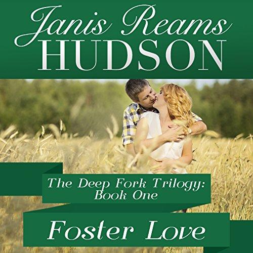 Foster Love audiobook cover art