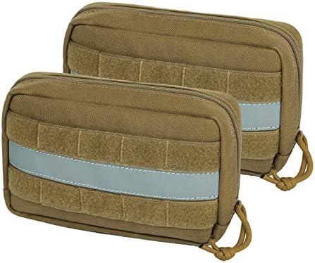OneTigris Service Dog Vest Harness Saddle Bag Backpack Pouch Emotional Support Service Dog in product image