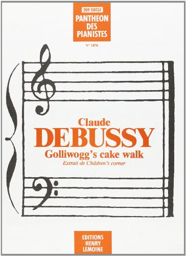 Golliwog\'s cake walk