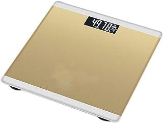 Báscula Digital de alta precisión Con un peso corporal báscula de baño, alto contraste de la pantalla digital, Diseño delgado y elegante - mide el peso con precisión y coherencia báscula inteligente