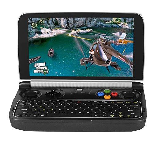 Eboxer Tragbarer GPD WIN2 Spielekonsole Tablet Handheld Game Spiel Tablet Handkonsolen PC 100-240V(256GB)