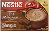 Nestle Hot Cocoa Rich Milk Chocolate Mix, 4.27 Ounce (Pack of 12)